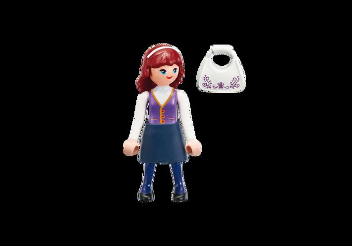 Playmobil 9481 - Maricela - Back
