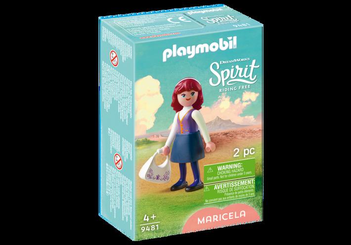 Playmobil 9481 - Maricela - Box