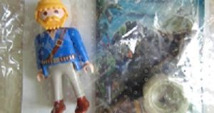 Playmobil - 0000 - Cowboy with lamp