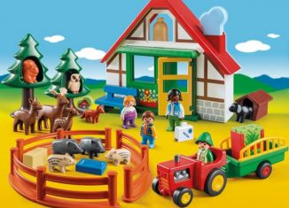 Playmobil - 5058 - Forest House 123