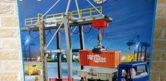 Playmobil - 9540-ger - Cargo Megaset