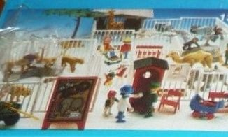 Playmobil - 13145-aur - Zoo