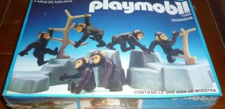 Playmobil - 13496-aur - 6 monkeys