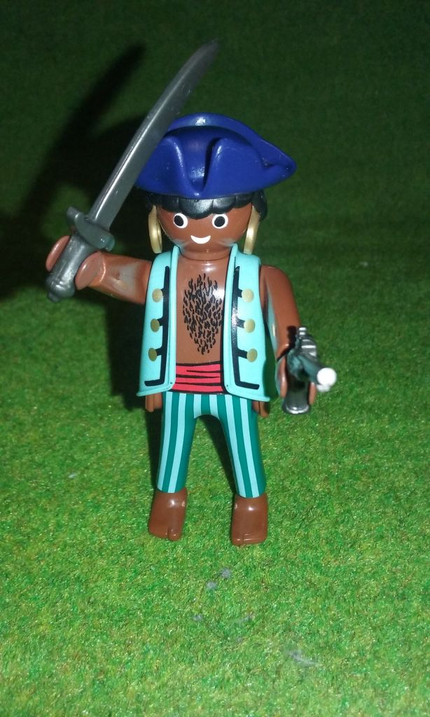 Playmobil 0000 - Pirate - Promotional - Box