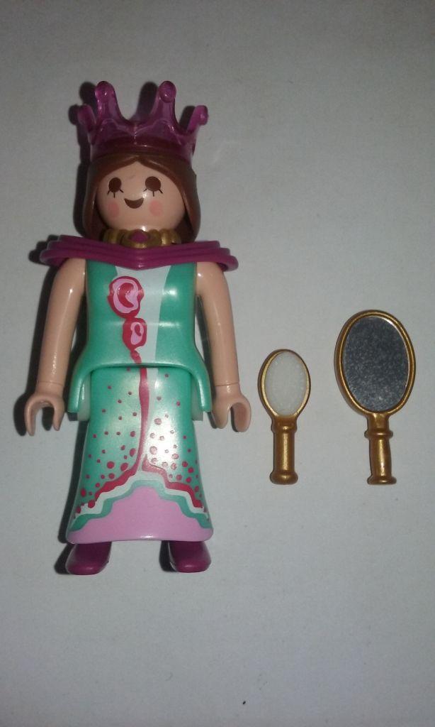 Playmobil 0000 - Princess - Promotional - Back