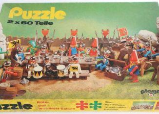 Playmobil - 625-2961 - Puzzle 2x60 Teile