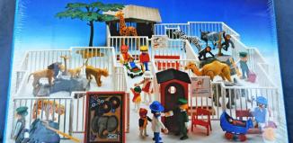 Playmobil - 3145v2 - Zoo Safari Set