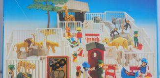 Playmobil - 3145v3 - Zoo Safari Set