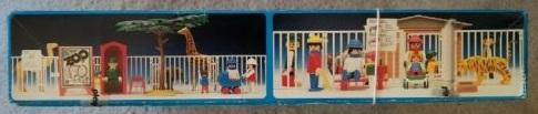 Playmobil 3145v3 - Zoo Safari Set - Box