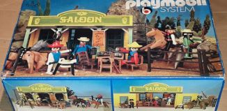 Playmobil - 3190s1 - Saloon