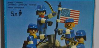 Playmobil - 3242s1v3 - Set Cavalerie US