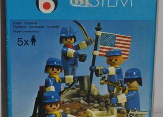 Playmobil - 3242s1v3 - US Cavalry Set