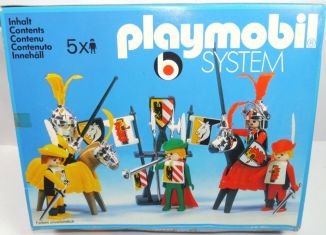 Playmobil - 3265s2v2 - Knights game