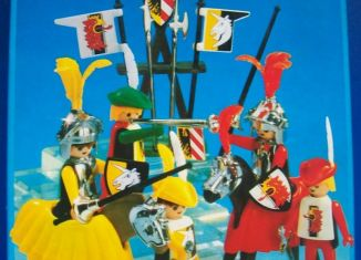 Playmobil - 3265s2v3 - Knights game