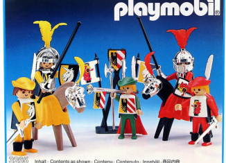 Playmobil - 3265s2v4 - Knights game