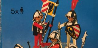 Playmobil - 3291v2 - Guards