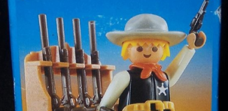 Playmobil - 3381v3 - Sheriff