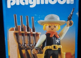 Playmobil - 3381v3 - Sheriff