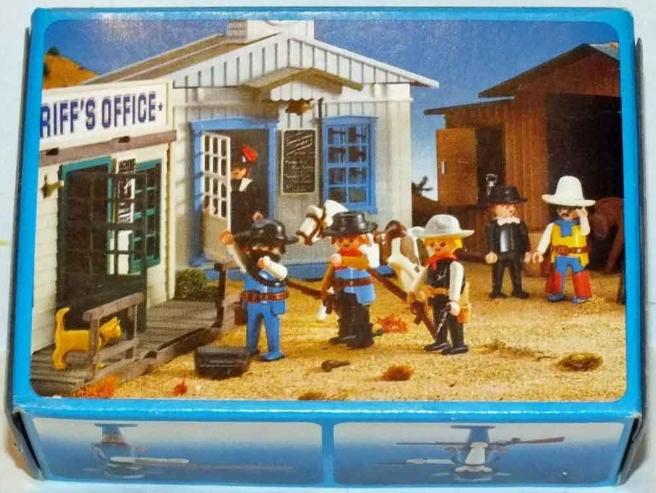 Playmobil 3383v2 - Bandit - Back