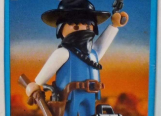 Playmobil - 3383v2 - Bandit
