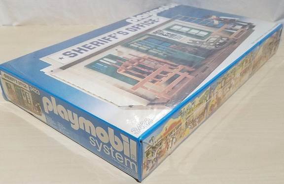 Playmobil 3423v3 - Sheriff's Office - Box