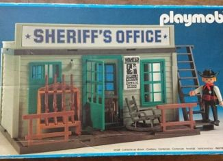 Playmobil - 3423v5 - Sheriff's Office