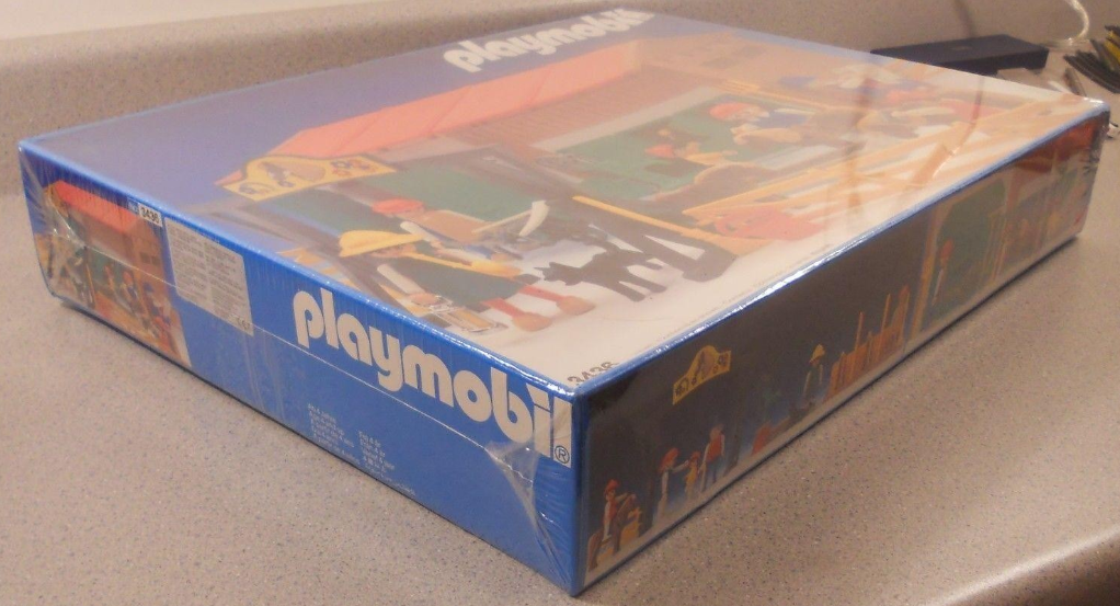 Playmobil 3436v2 - Pony club - Box