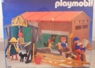 Playmobil - 3436v2 - Pony club