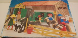 Playmobil - 3436v3 - Pony club