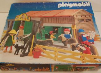 Playmobil - 3436v3 - Pony club
