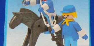 Playmobil - 3582v1 - US Offizier und Soldat