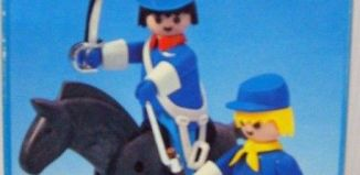 Playmobil - 3582v2 - Union officer and soldier