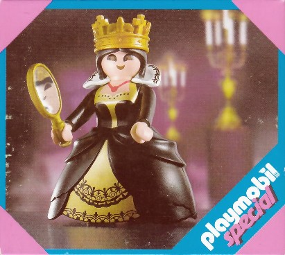 Playmobil 4591 - Black Queen - Box