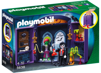 Playmobil - 5638 - Play Box Haunted House