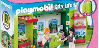 Playmobil - 5639 - Play Box Flower Shop
