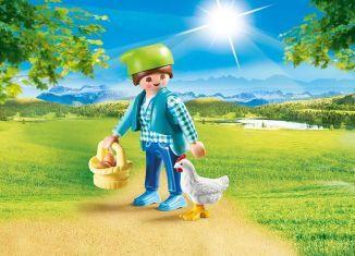 Playmobil - 70030 - Farmer