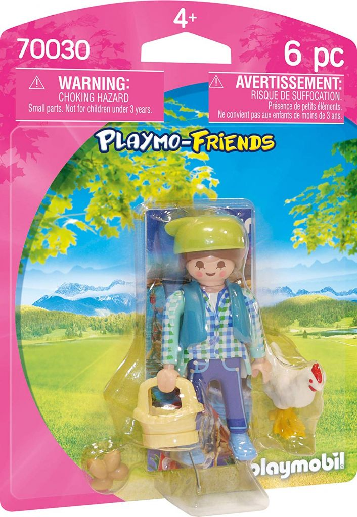 Playmobil 70030 - Farmer - Box