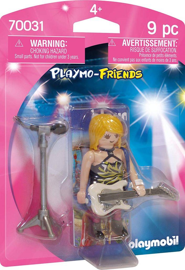 Playmobil 70031 - Rockstar - Box