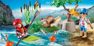 Playmobil - 70035 - Canoe Training