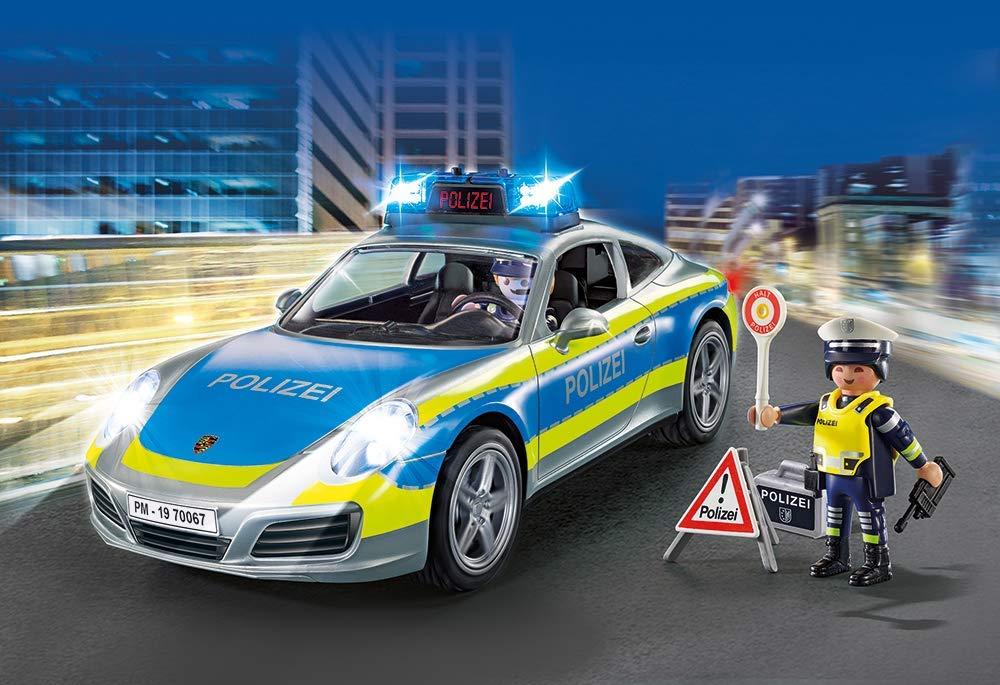 playmobil set 70067 porsche 911 carrera 4s police klickypedia. Black Bedroom Furniture Sets. Home Design Ideas