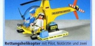 Playmobil - 7885 - Classic Helicopter