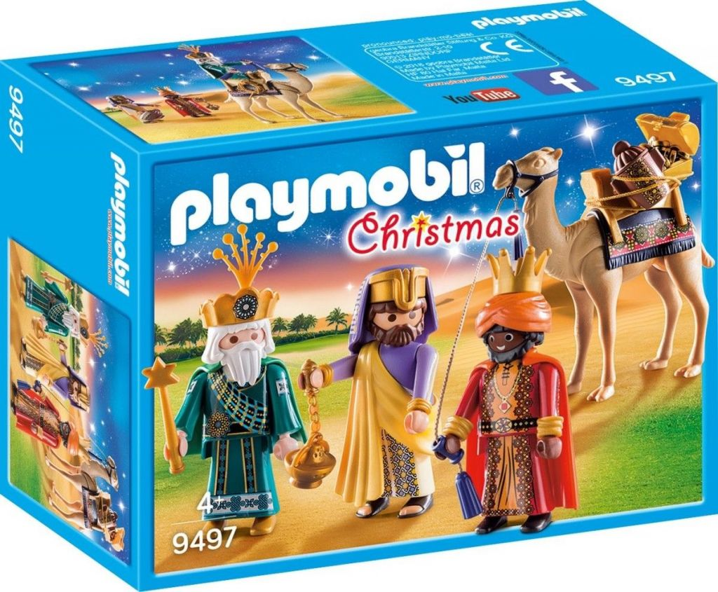Playmobil 9497 - Three Wise Kings - Box