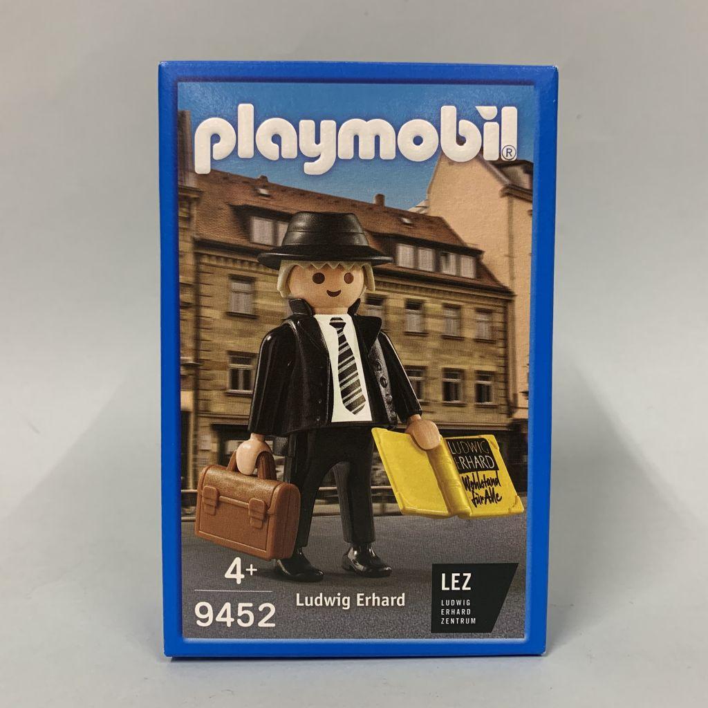 Playmobil 9452-ger - Ludwig Erhard - Box