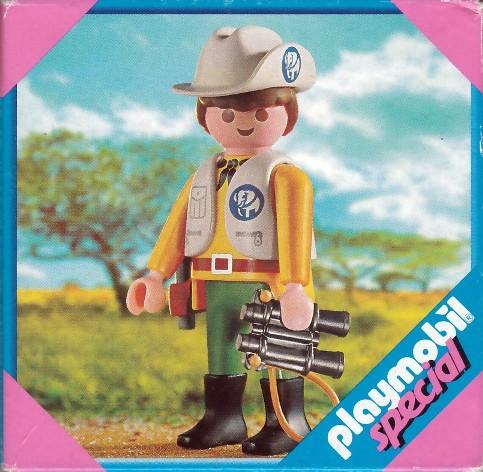 Playmobil 4559 - Game Keeper - Box