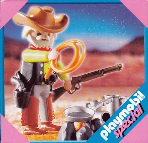 Playmobil 4665 - Western Cowboy - Box