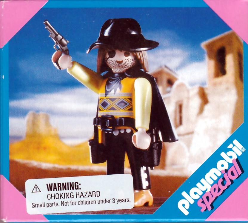 Playmobil 4576 - Bandito - Box