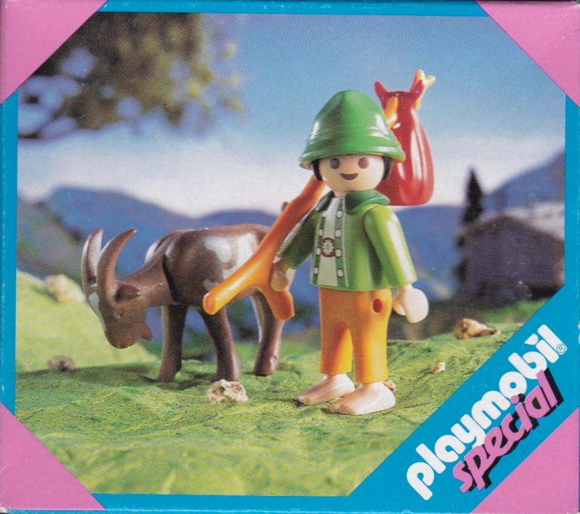 Playmobil 4516 - Shepherd Boy - Box