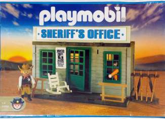 Playmobil - 13782-ant - Sheriff's Office