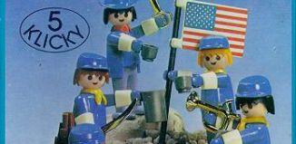 Playmobil - 3242-ant - Set Cavalerie US