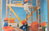 Playmobil - 3492-ant - Construction Workers and Scaffold